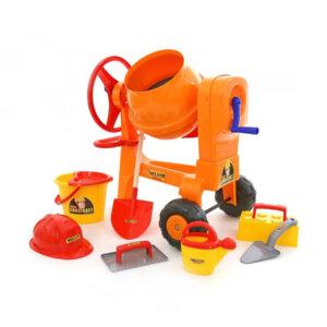 Bērnu rotaļu betona maisītājs