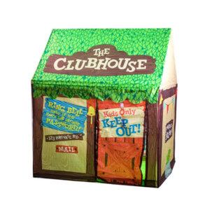 bērnu telts māja Clubhouse