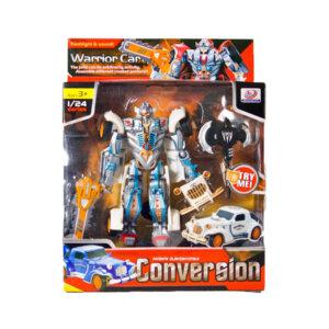 Робот-трансформер Conversion robot-car