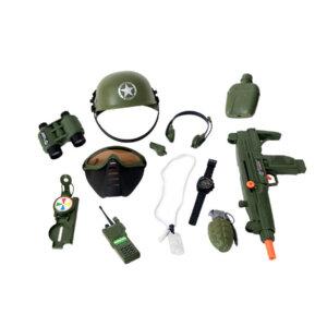 Ekipējums, bērnu kostīms, Special Force