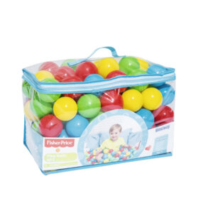 100 мячиков для игры fisher price игрушки