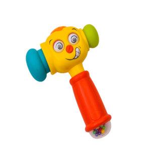 Bērnu grabulis - Funny Hammer