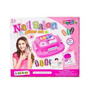 Bērnu skaistumkopšanas komplekts Nail salon