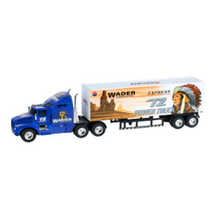Radiovadāma mašīna Heavy truck Wader