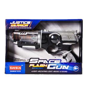 Rotaļu ierocis Space flash gun