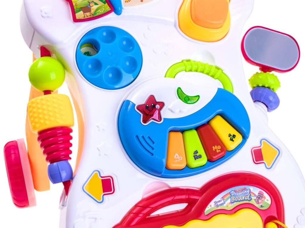 Stumjamas rotaļlietas, staiguļi