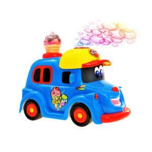 Ziepju burbuļu autiņš bērniem- Ice Cream