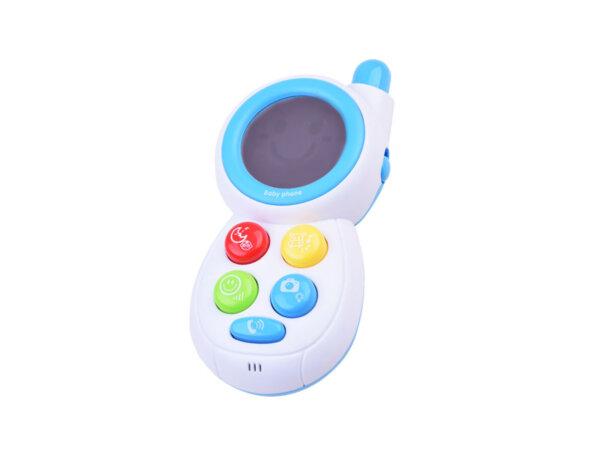 bērnu rotaļu mobilais telefons