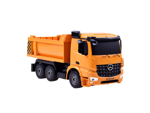 Radiovadāma mašīna Mercedes-Benz Truck