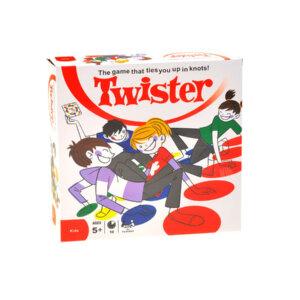 twister spēle, aktīvas spēles bērniem, kolektīvas spēles.