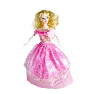 Rotaļlieta meitenēm, lelle ar drēbem.
