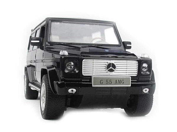 radiovadāms Mercedes benz G55, bērnu rotaļlietas Rīgā