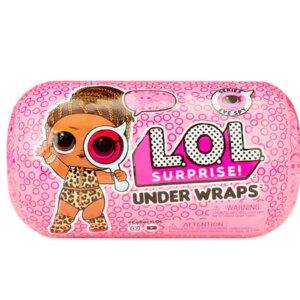 lol игрушки, under wraps, surprise mga, игрушечный магазин в Риге