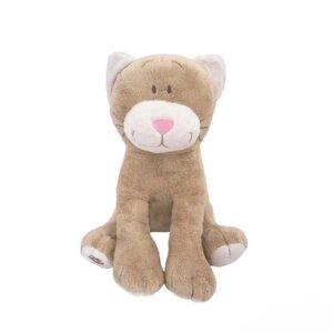Mīkstās rotaļlietas bērniem, plīša kaķis