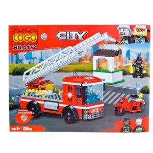 Bērnu konstruktori, lego analogi, Cogo rotaļlietas