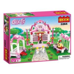 Bērnu konstruktors, lego, rotaļlietas meitenem