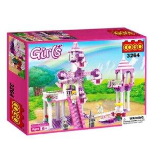 Meiteņu konstruktors, lego analogs, ķiniešu konstruktors