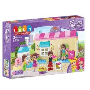 Meiteņu konstruktors, Lego konstruktora analogs, ķiniešu konstruktori