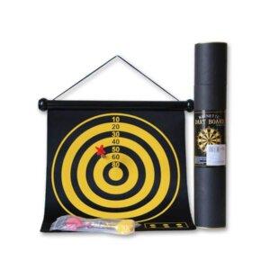 Bērnu rotaļlieta magnētu darts