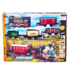 bērnu dzelzceļš, vilcieniņš