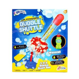 Burbuļu raķete bērniem