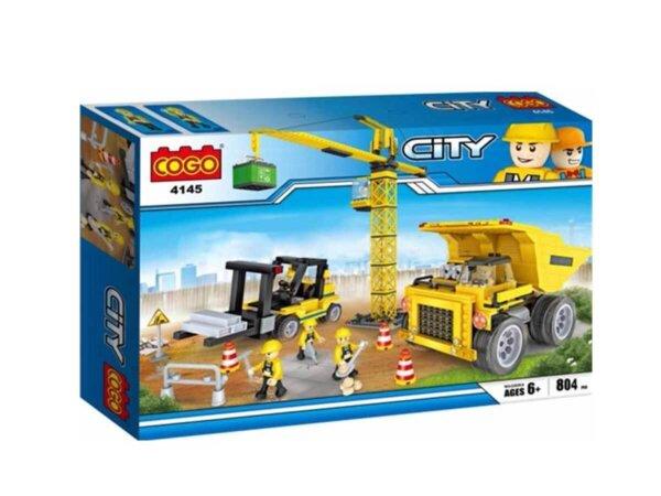 Bērnu konstruktori, lego analogi, rotaļlietas cogo
