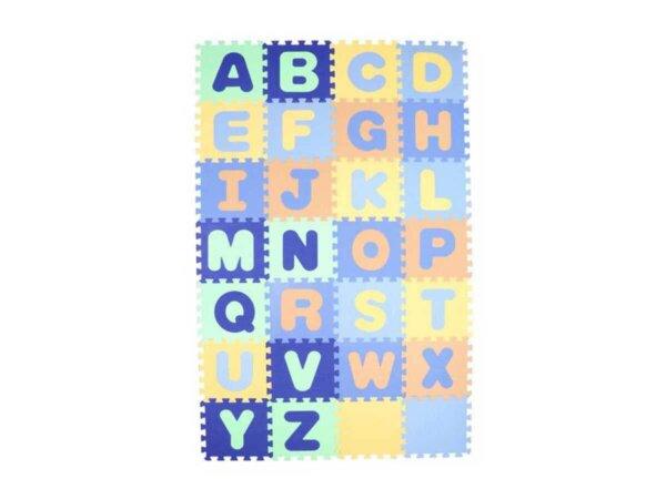 Grīdas puzle ābece, ABC burtu puzle