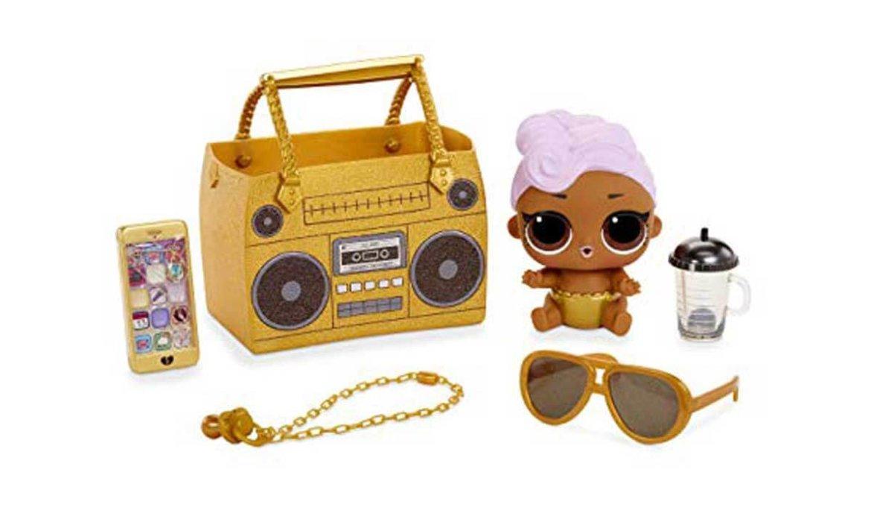 Ohh La La Baby DJ, jaunums, populāra rotaļlieta