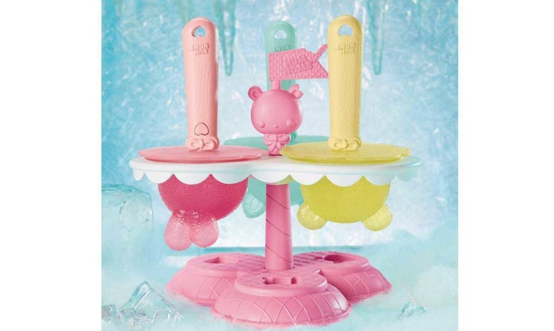 Ledusskapis, saldējums, Num Noms, Freezie pop, maker