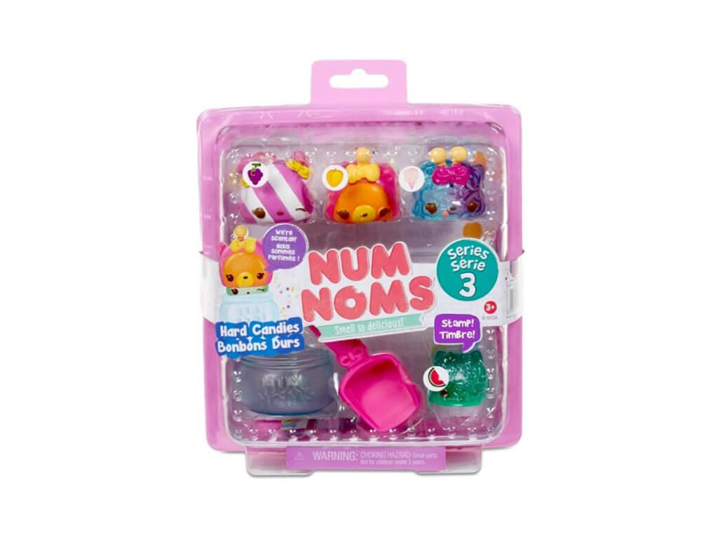 Num Noms rotaļlietas