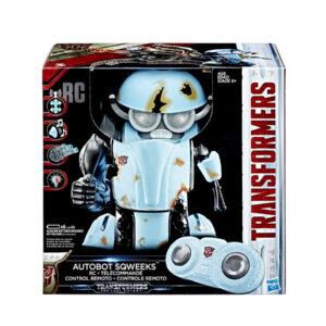 Transformers игрушка из фильма на радиоуправлении