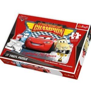 Trefl, Maxi 30, puzle, Lightning McQueen, Piston Cup
