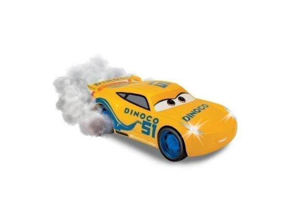 Drifts, dūmi, sporta mašīna,Cruz Ramirez,Cars,mullfilmas varonis