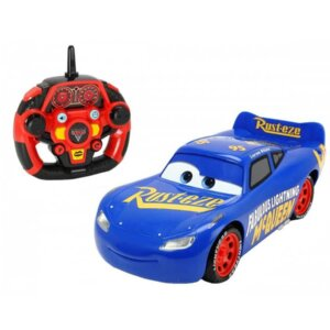 Fabulous Lightning McQueen, Cars3, RC mašīna, multfilmas varonis, bērnu rotaļlieta