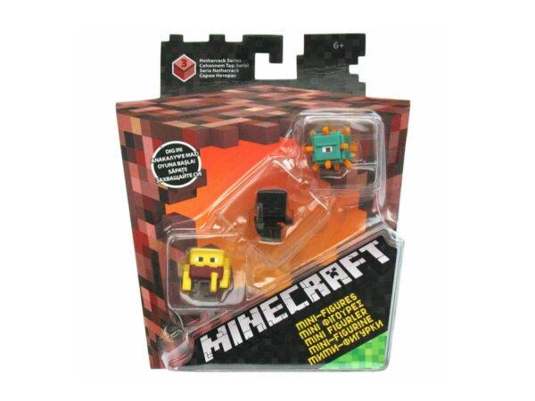 Minecraft, mini figūras, spēles varoņi