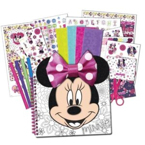 Minnie, meiteņu blociņš, dienasgrāmata, noslēpumu blociņš