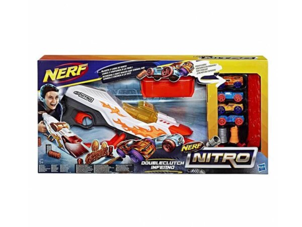 Nerf, rotaļu ierocis, rotaļlieta zēniem, Nitro, spēles bērniem.