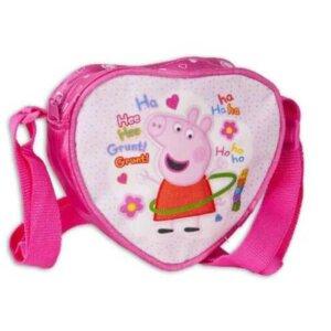 Peppa Pig, cūciņa Peppa, multfilmas varonis, somiņa meitenēm