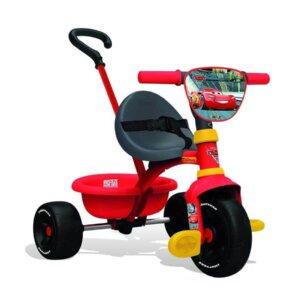 Smoby be move Cars3 трехколёсный велосипед с героями мультфильма