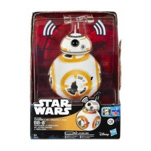 Rotaļlieta Star Wars droid BB8, multfilmas varonis, robots