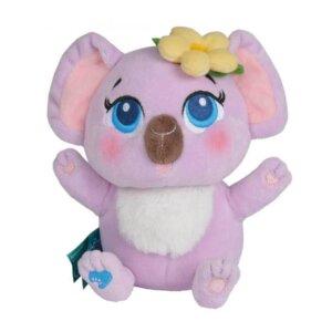 Enchantimals, koala Dab mīkstā rotaļlieta, multfilmas varonis
