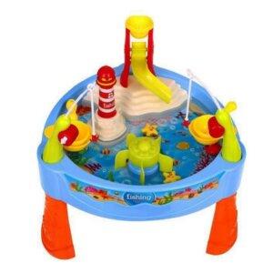 Makšķerēšanas galdiņš, Fishing table game, bērnu rotaļlietas, makšķerēšanas spēle bērniem.