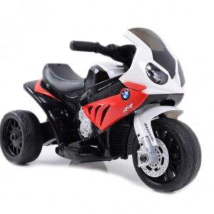 BMW motocikls, bērnu āra motocikls, elektriskais motocikls bērniem, BMW S1000 RR, elektriskais tricikls