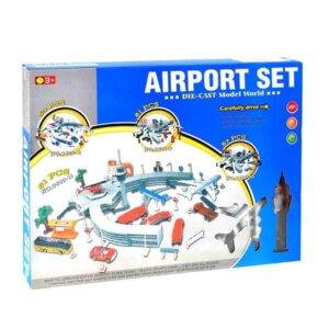 rotaļlietu komplekts līdosta, spēļu komplekti, rotaļlietas bērniem, līdmašīnas modeļi, auto modeļi, spēļu lidlauks.
