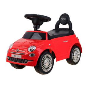 stumjāmā mašīna bērniem, āra rotaļlietas bērniem, Bērnu Rotaļu Mašīna, fiat 500 modelis meitenēm