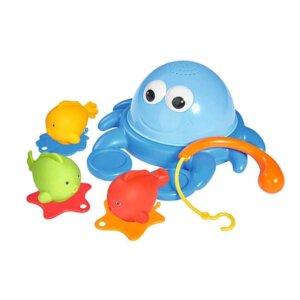 Игрушки для ванной, детские комплекты для ванны, игрушки в ванну для детей