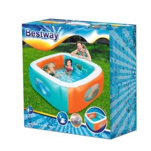 Baseins bērniem piepūšamais, Bestway baseins bērniem, manēžas bērniem, rotaļlietas bērniem, āra rotaļlietas.