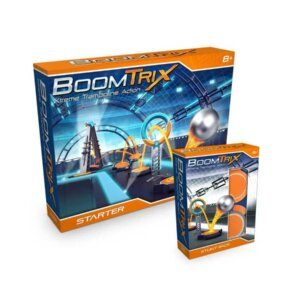 Boomtrix komplekts, rotaļlietas bērniem, attīstošās rotaļlietas