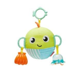 Fisher Price rotaļlieta mazuļiem, mazuļu grabulis, bērnu rotaļlieta