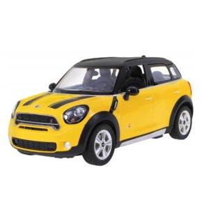 Rastar RC mašīna, radiovādāma mašīna, RC rotaļlieta,radiovadāms MINI Cooper, Countryman rotaļu mašīna, bērnu rotaļlietas